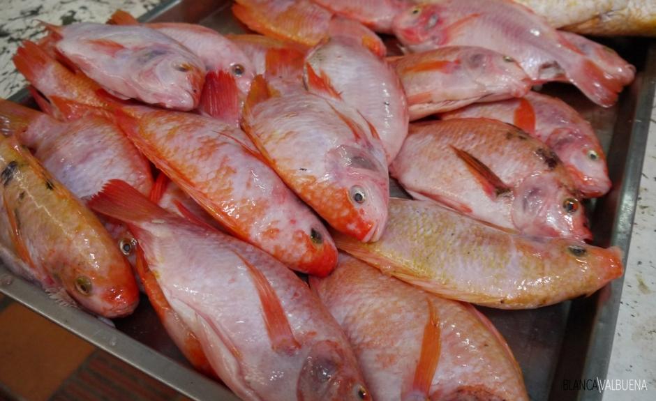 La Galeria Alameda a Cali ha anche una buona selezione di pesce