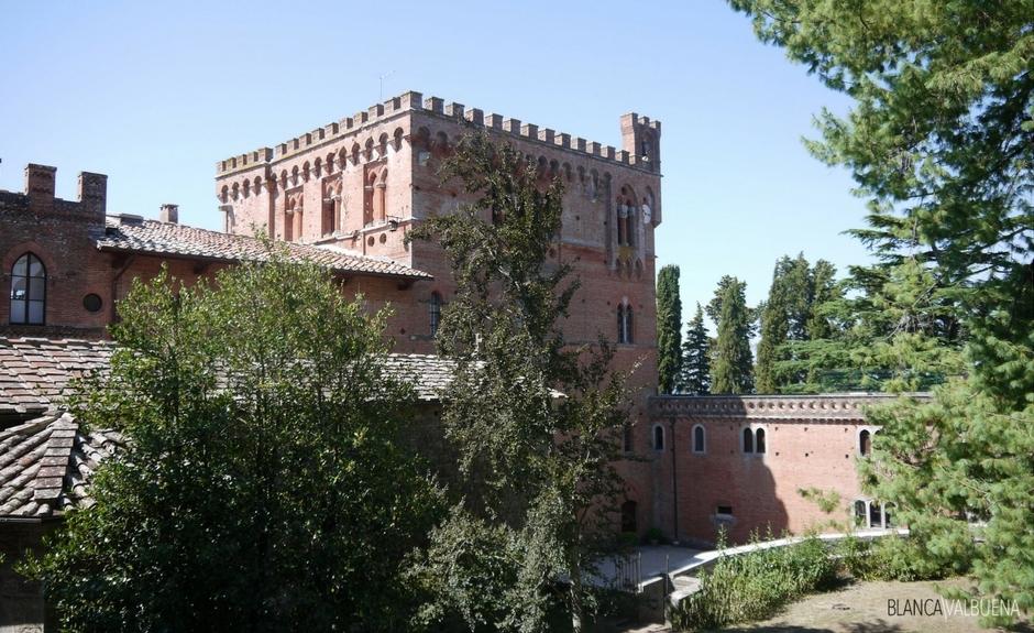 Besuchen Barone Ricasoli in der Toskana Weinregion