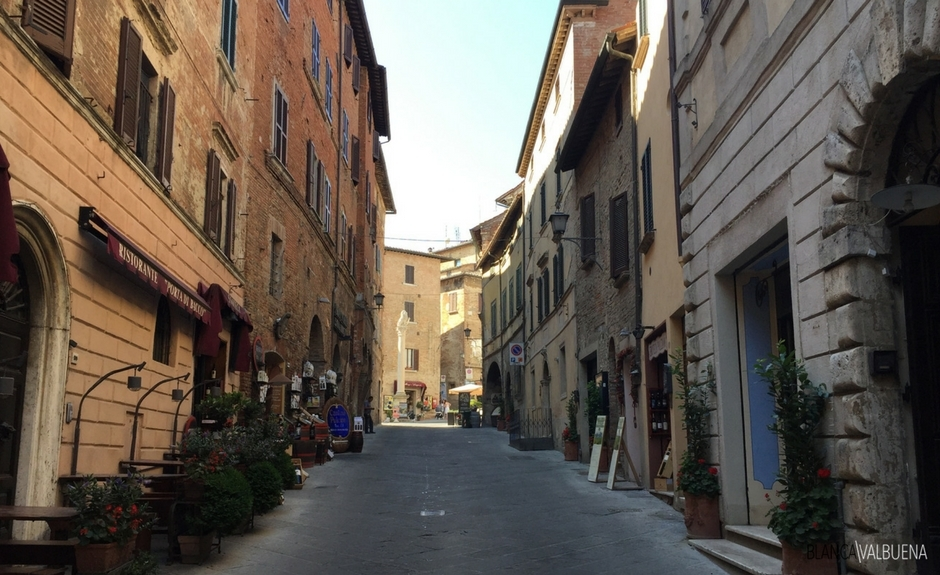 Montepulciano is a good spot to start your Tuscany travels
