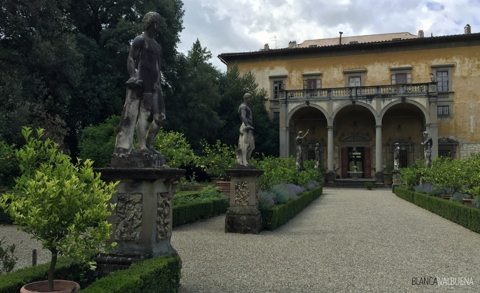 Sie können sehr billig auf Airbnb in einem Renaissance-Schloss in Florenz bleiben