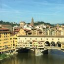 Visit the Ponte Vecchio in Florence
