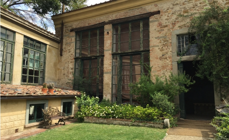 Eine große Airbnb Vermietung in der Toskana