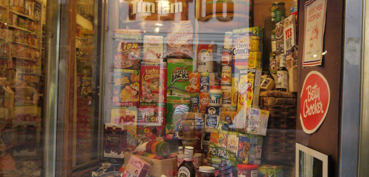 Where you can buy American food in Amsterdam