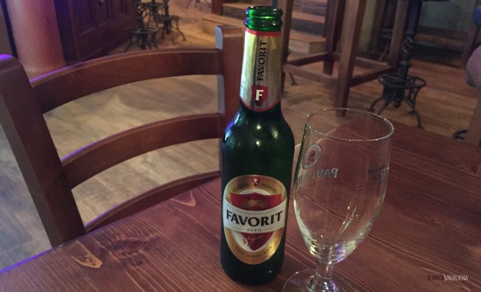 Beer in Croatia is great