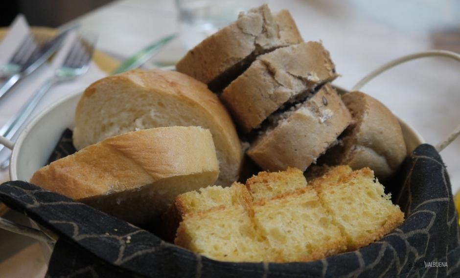 In Croatia bread is not free