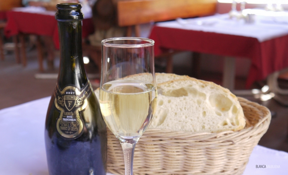 Different wines you can drink in Croatia