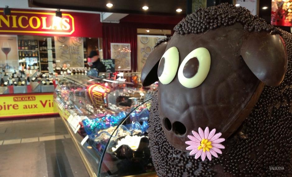 Maison Seve rende alcuni dei migliori cioccolati a Lione