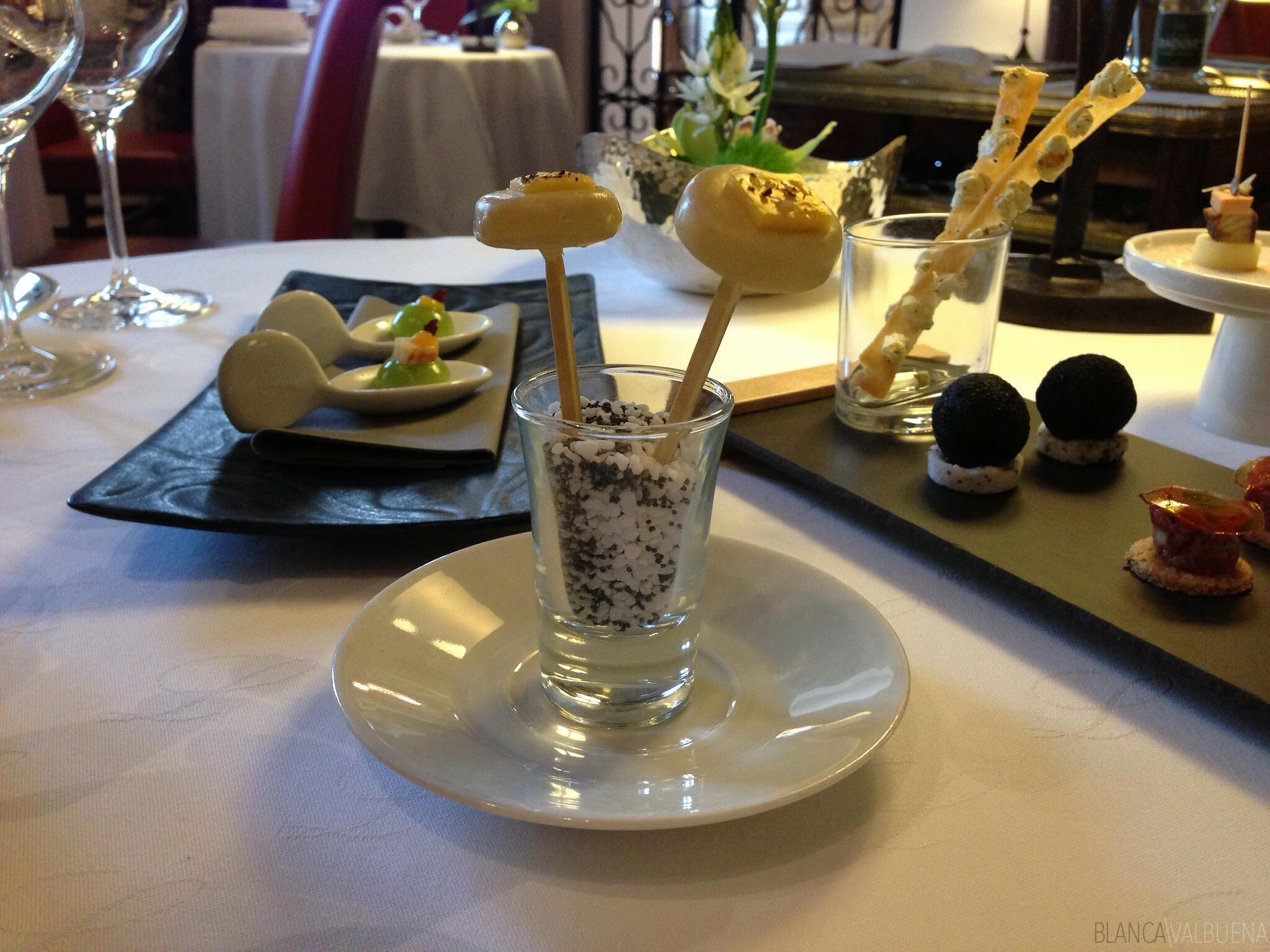Maison Lameloise serves incredible food