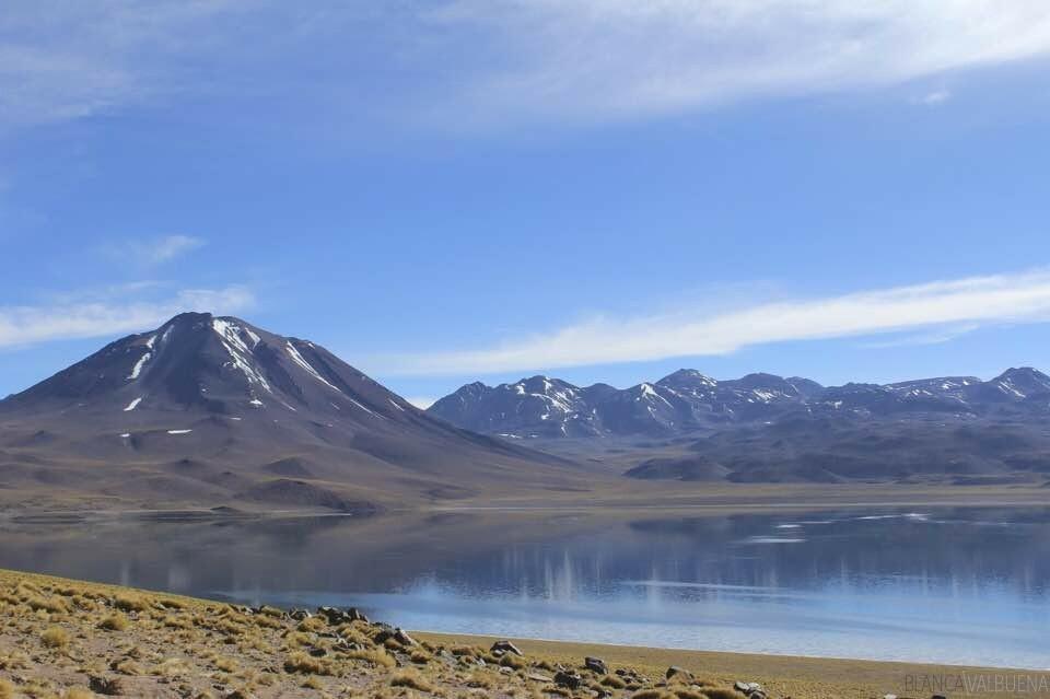 Die Atacama-Wüste
