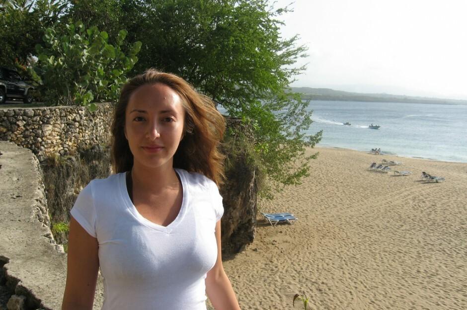 Blanca Valbuena in Repubblica Dominicana