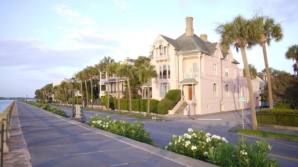 Charleston SC Häuser