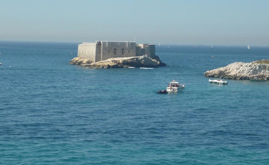 Island Fort Marseille