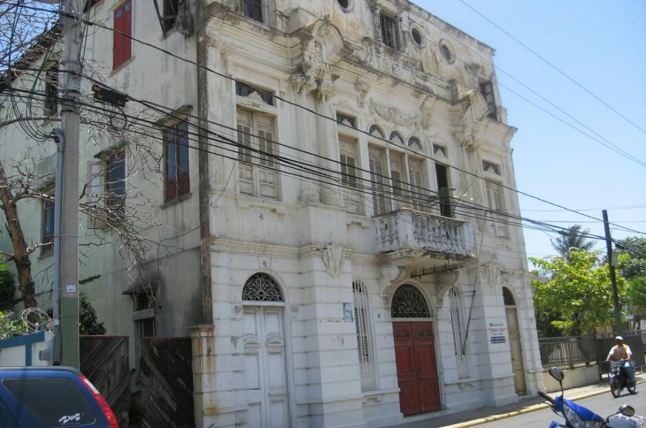 Colonial Building Puerto Plata