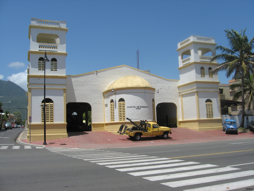 Fire Department in Dominican Republic
