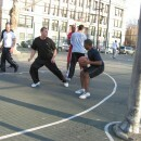 Hoboken Basketball Courts