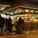 Bar Les Halles Lyon France