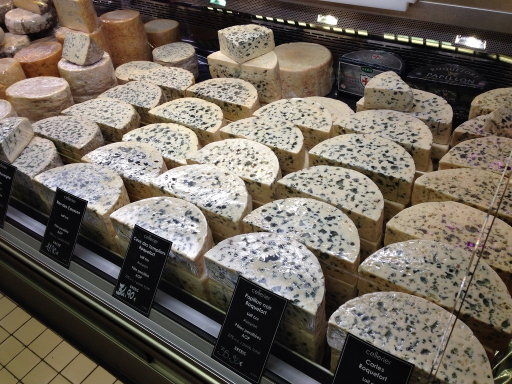 lyon france les halles cheese
