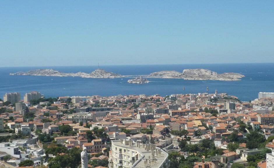 Îles Marseille