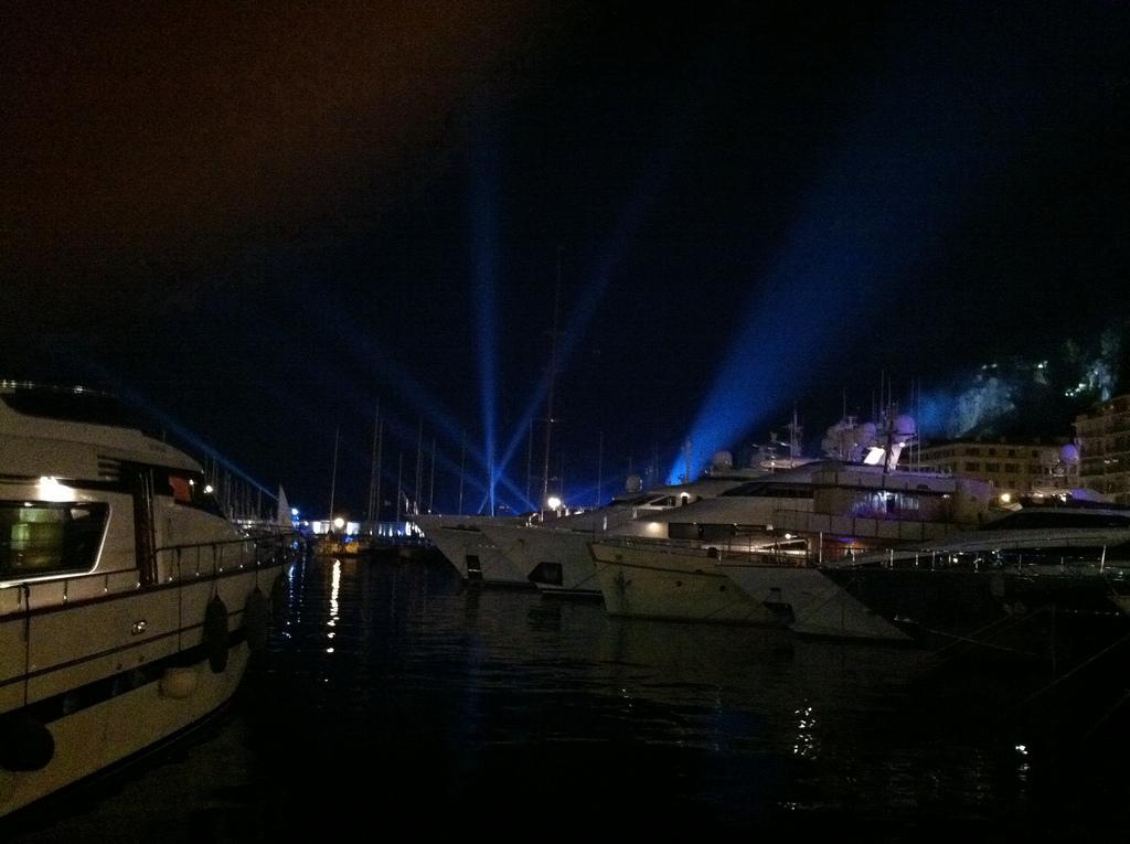 Port Festival di Nizza Francia