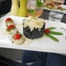 Italian food in Nice, France