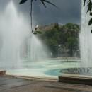 Güzel Fransa'da Park