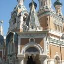 La catedral ortodoxa de San Nicolás de Nice