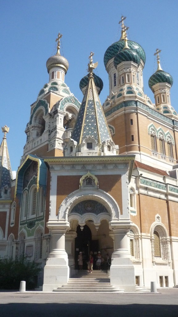Ortodoks Katedrali Saint-Nicolas de Nice