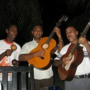 Trio in Dominican REpublic