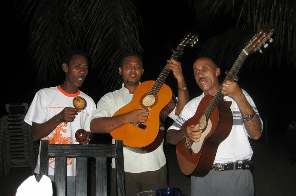 Trio in Repubblica Dominicana