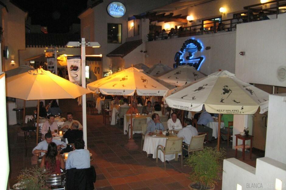 BordeRio Restaurants santiago