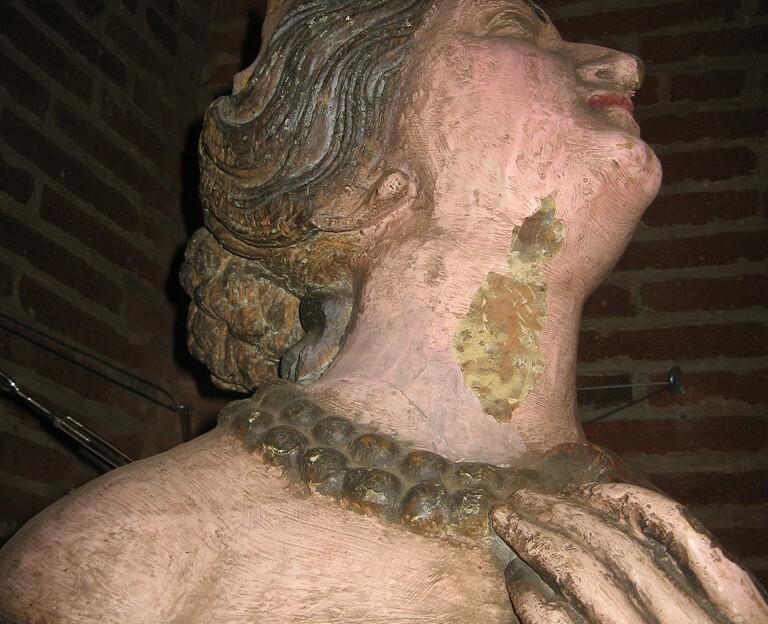 Valparaiso museo maritimo figurehead