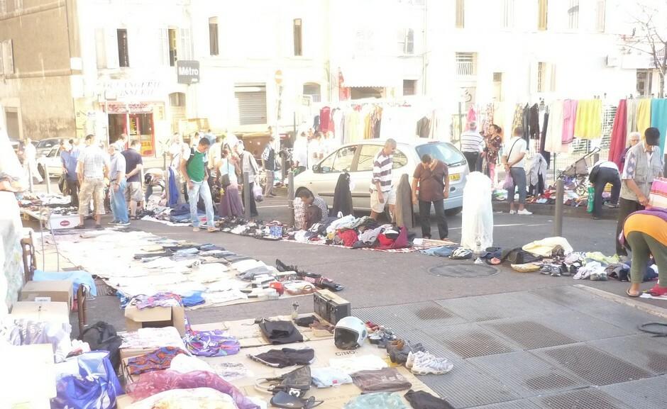 Marseille Imigração