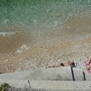 Marseille sunbathe spot