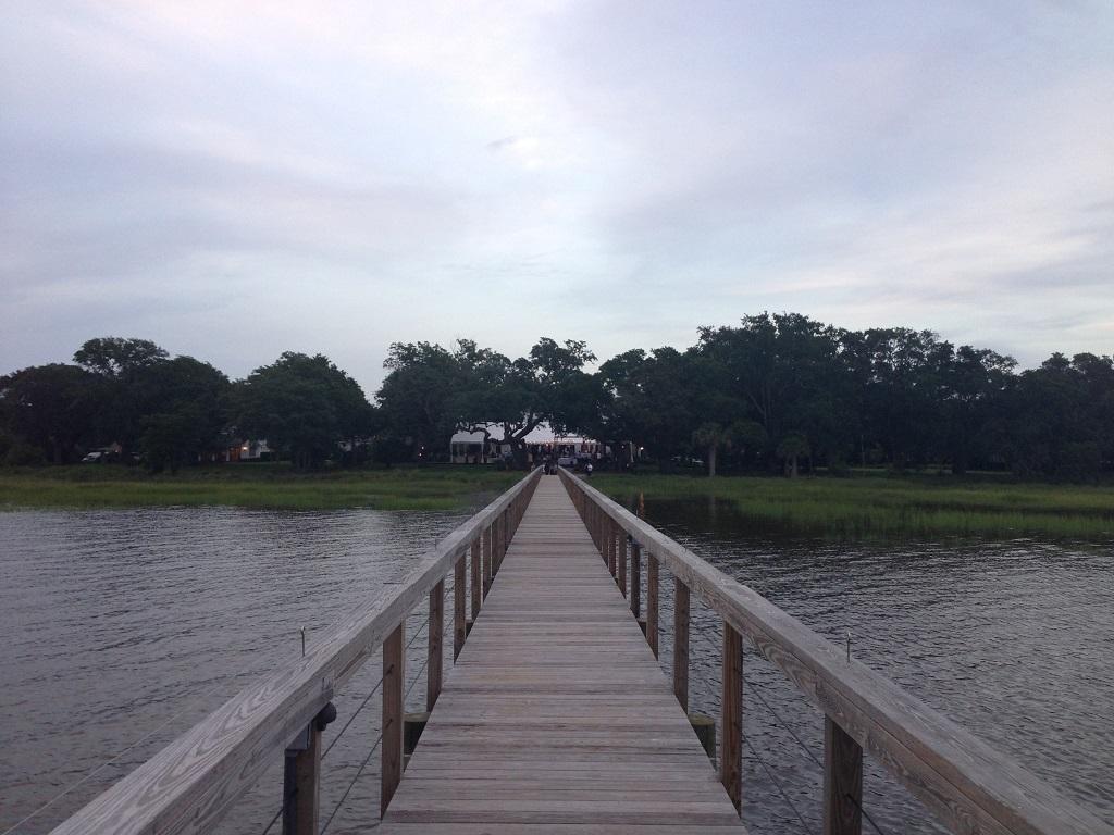 Charleston Plantation Pier
