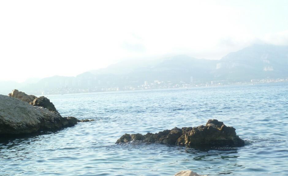 Rocks Ocean Marseille