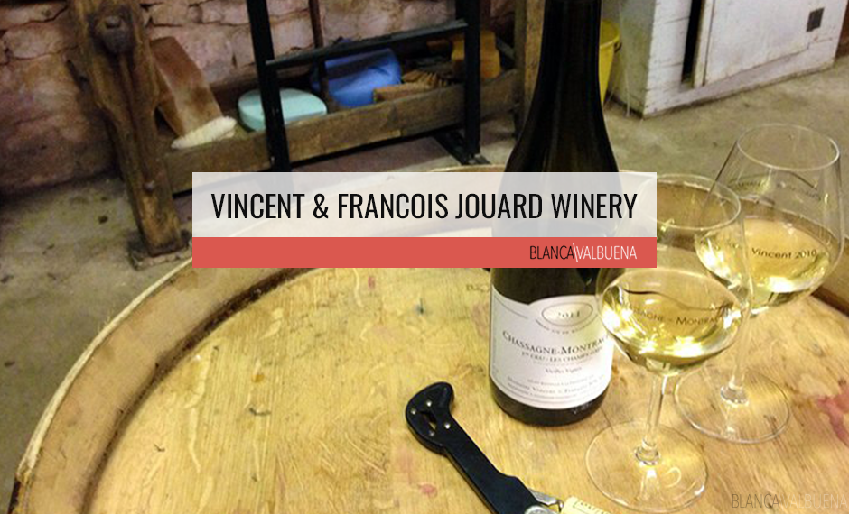 Vincent & Francois Jouard Winery makes incredible Burgundy