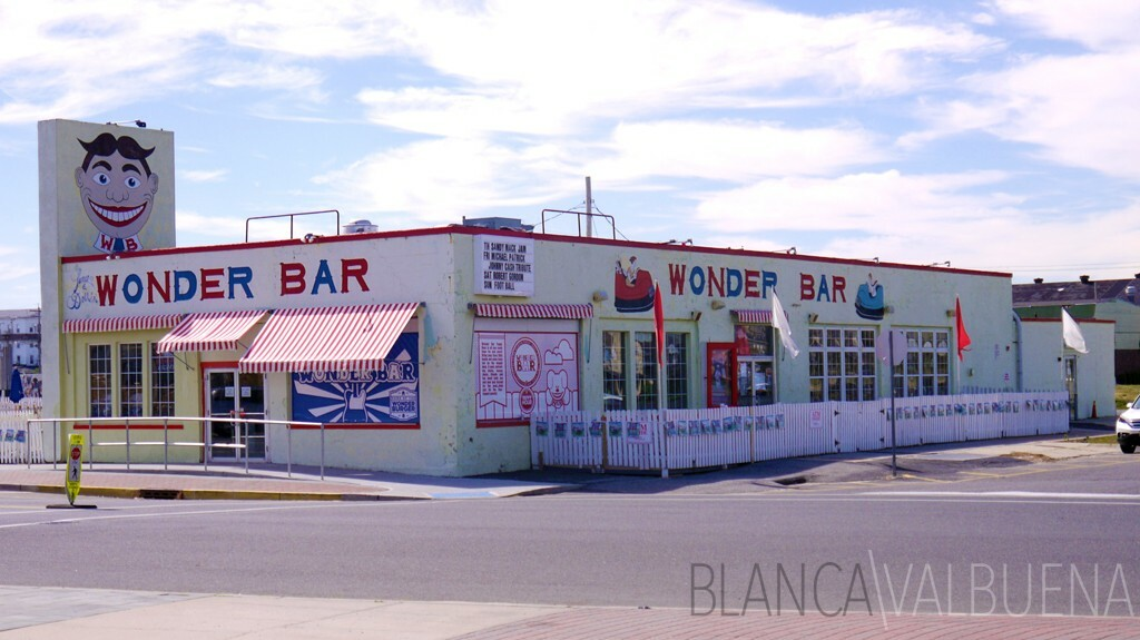 El Wonder Bar en Asbury Park, NJ