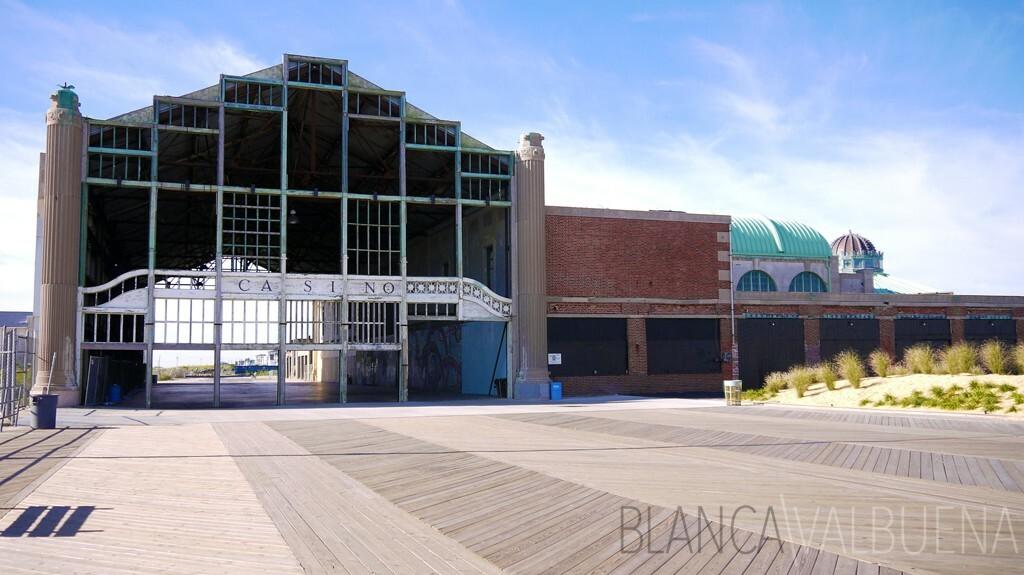 Asbury Park Casino Ruins