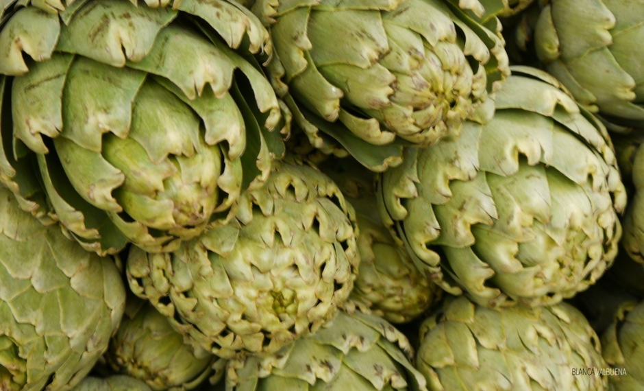 If you like artichokes check out the Beaune Farmer's Market