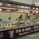 You can buy Poulet de Bresse at Beaune's Farmers Market