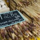 Where to find white asparagus