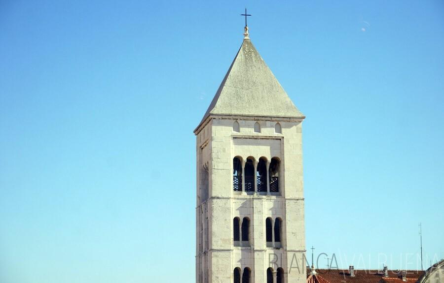 Bell Tower in Zadar