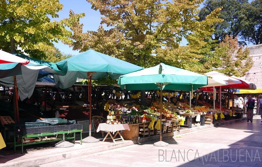 Zadar's Trznica
