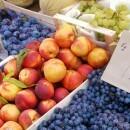 Fruit stand at Zadar Farmer Market
