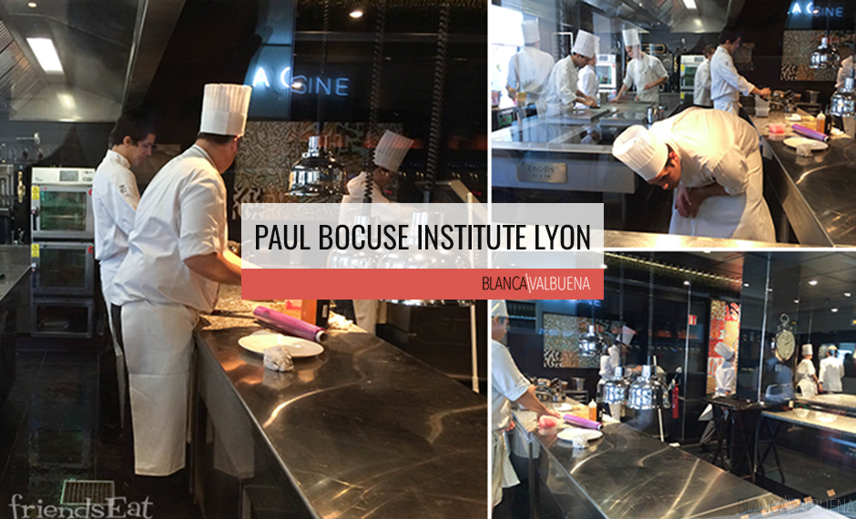 Eat Michelin Meals at a quarter of the price at the Paul Bocuse Institute