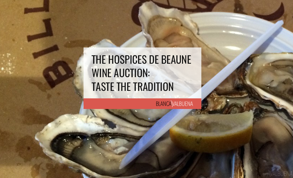 The Hospices de Beaune Happens every year in November