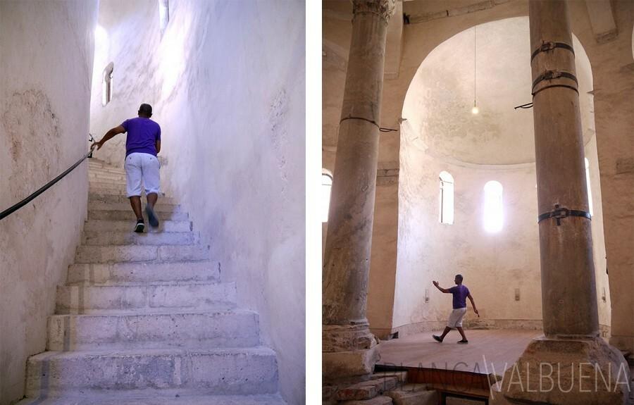 Details of St. Donatus Romanesque Church