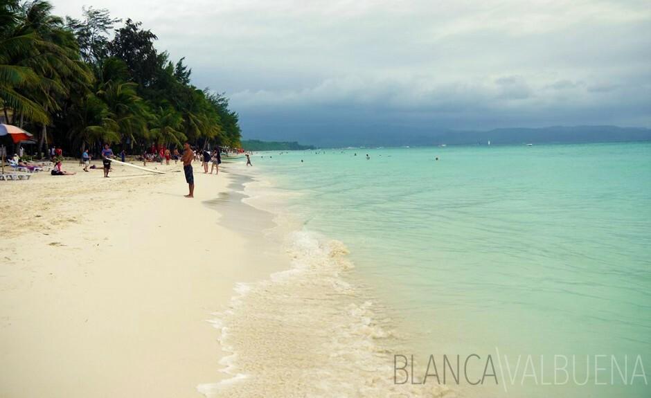 Sandy Beach Philippines