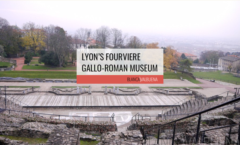 History buffs will love the Lyon Gallo-Roman Museum