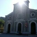 Basilica in Cortona Italy